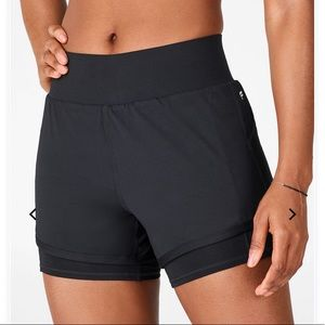 Fabletics athletic shorts